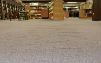 Library Carpet