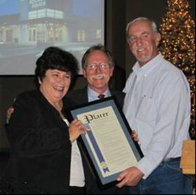 Kathy Lund Retirement from the Rocklin City Council
