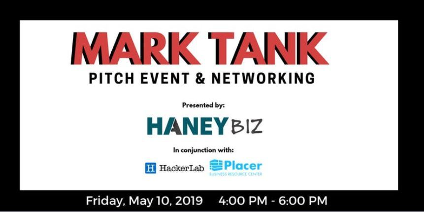 Mark Tank Pitch Event & Networking