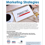 Marketing Strategies-SBDC (10-23)