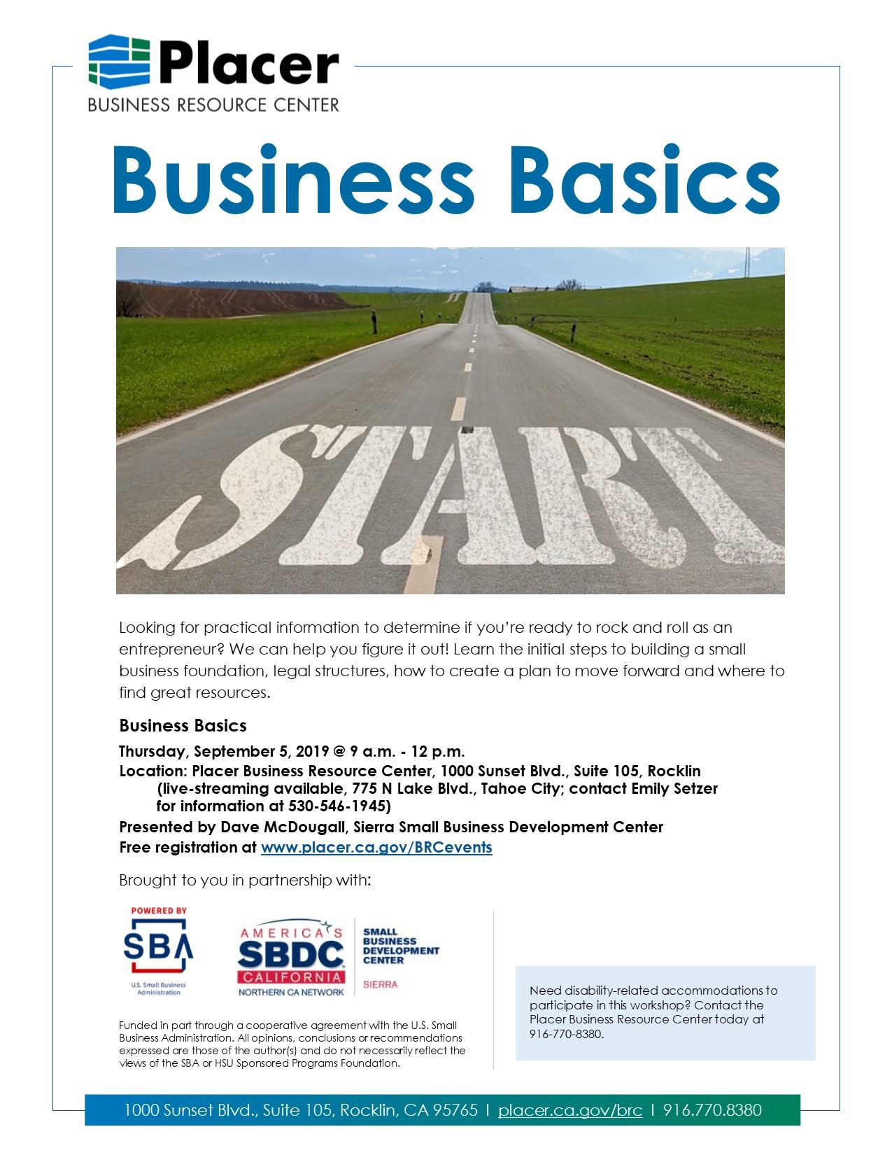 Business Basics-SBDC (9-5)