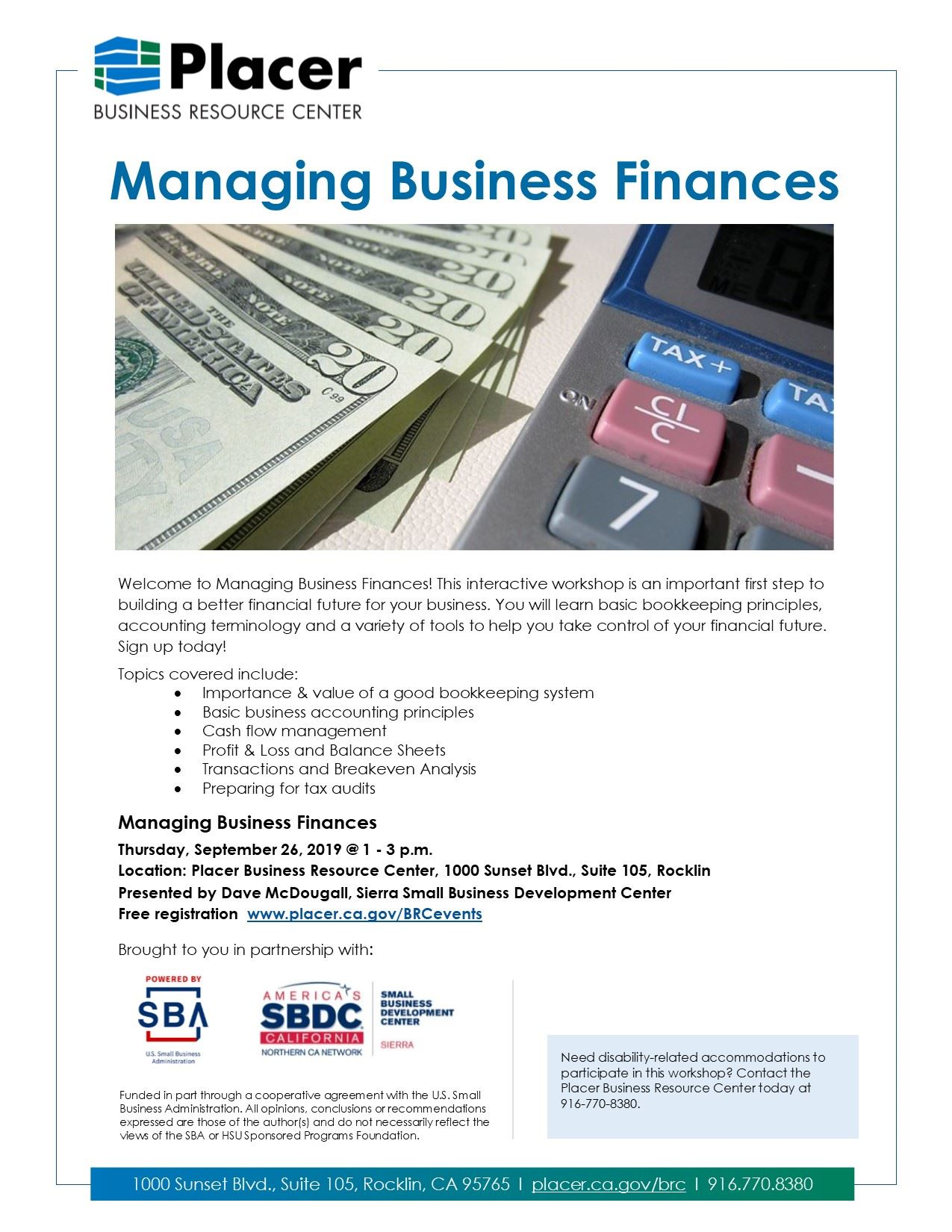 Managing Bus Finances-SBDC (9-26)