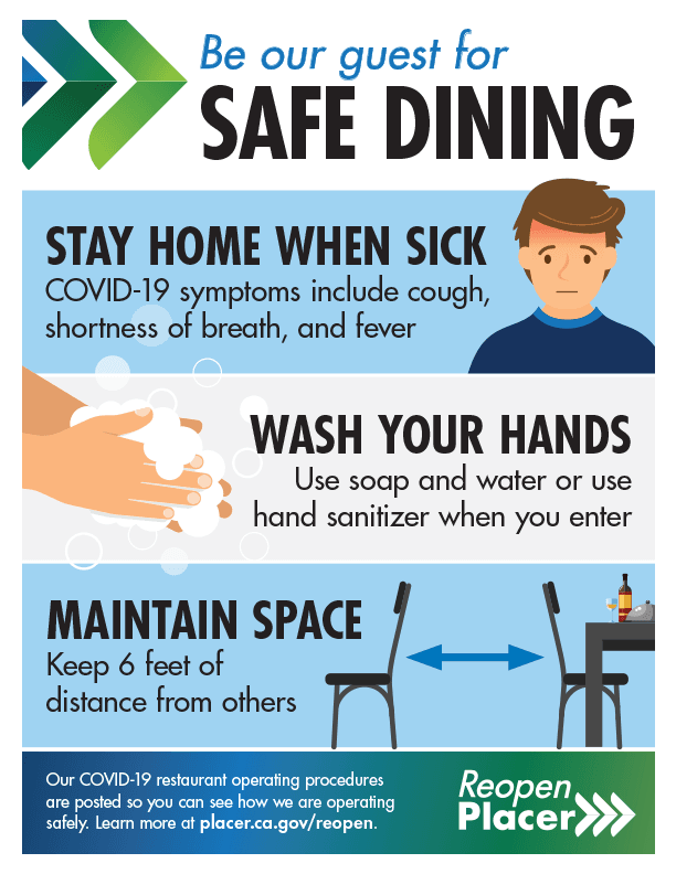 RP Poster Safe Dining 5.9.20 Opens in new window