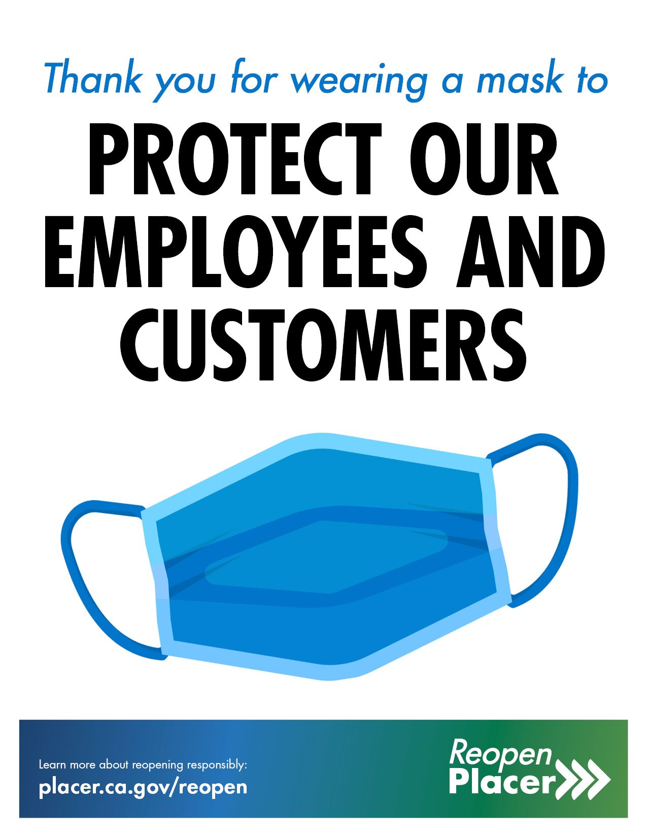 RP Poster- Protect employees and customers Opens in new window